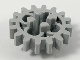 Part No: 4019  Name: Technic, Gear 16 Tooth (First Version - 4 Round Holes)