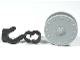 Part No: 41169c01  Name: Duplo Winch Drum Narrow with String and Black Hook