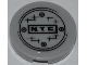Part No: 4150pb131  Name: Tile, Round 2 x 2 with 'N.Y.C.' and Manhole Cover Pattern (Sticker) - Set 79103