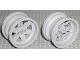 Part No: 44772  Name: Wheel 56mm D. x 34mm Technic Racing Medium, 3 Pin Holes