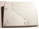 Part No: 4515pb049LR  Name: Slope 10 6 x 8 with SW Red Five X-wing Starfighter Lower Right Wing Panel Pattern (Sticker) - Set 10240