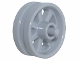 Part No: 50862  Name: Wheel 15mm D. x 6mm City Motorcycle