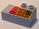 Part No: 60980c01  Name: Duplo Sound Effects Brick 2 x 4 with Slope with Cash Register Pattern