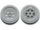 Part No: 86652  Name: Wheel 43.2mm D. x 18mm (flush axle stem)
