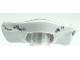 Part No: 95404pb01  Name: Minifigure, Headgear Head Top, Hammerhead Shark with Eyes and Marine Growth Pattern