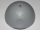 Part No: 98114  Name: Cylinder Hemisphere 11 x 11, Studs on Top - Death Star Half with Superlaser (9676)