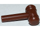 Part No: 11250  Name: Minifigure, Utensil Judge's Gavel