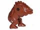 Part No: 11323pb01  Name: Rancor Body with Black Eyes Pattern