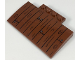 Part No: 15625pb021  Name: Slope, Curved 5 x 8 x 2/3 with Boards and Nails Pattern
