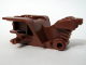 Part No: 30187e  Name: Tricycle Body Top with Reddish Brown Chassis