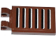 Part No: 30350bpb003  Name: Tile, Modified 2 x 3 with 2 Clips with Grille Pattern (Sticker) - Set 75020