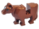Part No: 64452pb01  Name: Cow Body with Pink Muzzle and White Spot on Head Pattern
