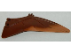 Part No: 98089pb01  Name: Dino Wing Pteranodon - Right with Marbled Medium Dark Flesh Edge Pattern