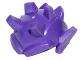 Part No: 27170  Name: Minifigure, Headgear Gargoyle Six Straight Horns and Ears