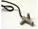 Part No: 22921  Name: Minifigure, Utensil Hose Nozzle T Handle with 24L String