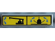 Part No: 2431pb017  Name: Tile 1 x 4 with Arm Up/Down & Cargo Doors Open/Close Pattern (Sticker) - Set 8480