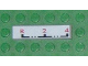 Part No: 2431pb045  Name: Tile 1 x 4 with 'R-2-4' Gearbox Pattern (Sticker) - Set 8448