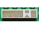 Part No: 2431px15  Name: Tile 1 x 4 with Keyboard Pattern