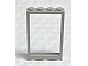 Part No: 2493a  Name: Window 1 x 4 x 5 with Solid Studs