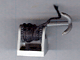 Part No: 2584c03  Name: String Reel 2 x 2 Complete with String and Dark Gray Grappling Hook