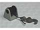 Part No: 2584c04  Name: String Reel 2 x 2 Complete with String and Dark Gray Hook with Towball