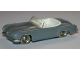 Part No: 266pb02  Name: HO Scale, Mercedes 190SL (White Interior)