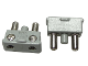Part No: 2776c01  Name: Electric, Connector, 2 Way male Squared Narrow Short - Complete Assembly