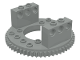 Part No: 2855  Name: Technic Turntable Large Type 1 Top