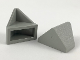 Part No: 3049b  Name: Slope 45 2 x 1 Double / Inverted - without Bottom Tube or Bottom Stud Holder