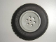 Part No: 32004c01  Name: Wheel 68.8 x 24 with Black Tire 68.8 x 24 (32004 / 32003)