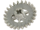 Part No: 3650b  Name: Technic, Gear 24 Tooth Crown (2nd Version - Reinforced)