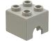 Part No: 3652  Name: Technic Engine Piston Square 2 x 2 - Old