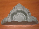 Part No: 4110165  Name: Baseplate, Raised Cave without Studs (Set 6099)