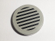Part No: 4150pb135  Name: Tile, Round 2 x 2 with Black Stripes on Clear Background Pattern (Sticker) - Set 5541