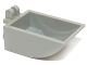 Part No: 4626  Name: Hinge Bucket 2 x 3 Curved Bottom, Hollow, with 2 Fingers