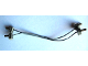 Part No: 765c14  Name: Electric, Wire 12V / 4.5V with four 1-prong connectors, 14 Studs Long