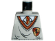 Part No: 973px146  Name: Torso Harry Potter Uniform Gryffindor Shield Pattern