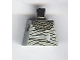 Part No: 973px167  Name: Torso Studios Old Bandage Wrapping and Necklace Pattern (Mummy)