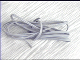 Part No: x466  Name: Electric, Wire 12V / 4.5V with two Leads, unspecified length