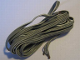 Part No: x466a200  Name: Electric, Wire 12V / 4.5V with three Leads, 200cm long