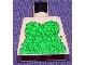 Part No: 973pb0301  Name: Torso Batman Poison Ivy Plant Pattern
