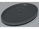 Part No: 11252  Name: Minifigure, Utensil Serving Tray, Oval