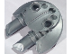Part No: 41663  Name: Bionicle Weapon 5 x 5 Shield with Dual Round Prongs