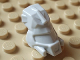 Part No: 55240  Name: Minifigure, Head Modified Bionicle Piraka Thok Plain