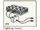Set No: 050  Name: Lighting Device Pack