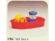 Set No: 086  Name: Tub Boat