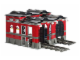 Set No: 10027  Name: Train Engine Shed