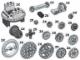 Set No: 10076  Name: Technic Gear Wheels