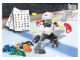Set No: 10127  Name: NHL Action Set with Stickers