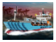 Set No: 10152  Name: Maersk Sealand Container Ship 2004 Edition